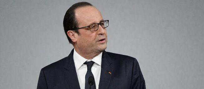 """Hollande sur les manifs anti-""""Charlie"""" : """"Nous n'insultons personne"""""""