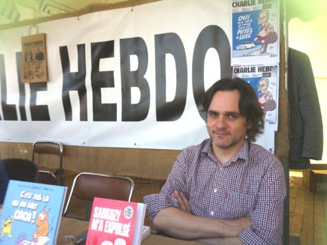 Charlie Hebdo : Le rescapé Riss prend les commandes du journal