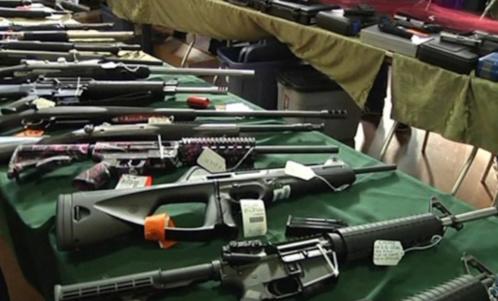 Arrestation d'un Mauritanien et de deux Sénégalais pour infraction à la législation sur l'achat des armes de poing
