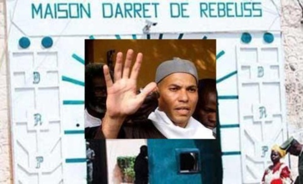 Dernière minute: Karim refuse de comparaître, les gardes décidés l'amener de force