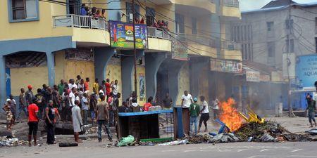 Les jeunes congolais se soulèvent contre le président Kabila