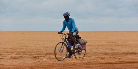 Du Benin à la région Rhône Alpes en vélo pour aider la jeunesse de son pays