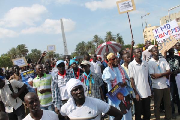 Sénégal-Afrique du Sud : Les libéraux reportent leur manifestation à cause du match