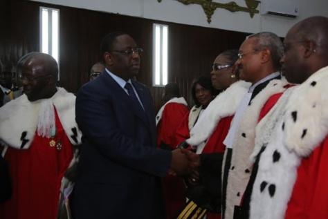 """Mamadou Badio Camara, Cour suprême : """"L'indépendance de la justice n'est pas une autorisation à tout faire"""""""