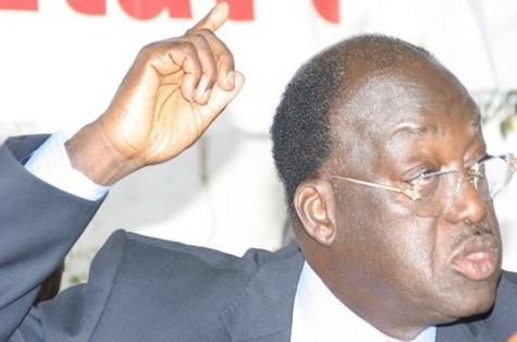 """Moustapha Niasse, Sg de l'Afp : """"Aucun imbécile, aucun salopard, ne peut me séparer de Macky Sall"""""""