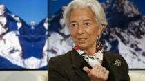 """VIDEO. Pour Christine Lagarde, le roi Abdallah """"était un grand défenseur des femmes"""""""