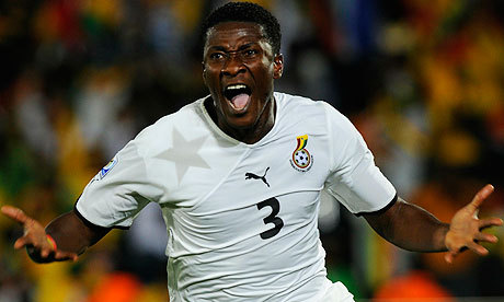 Can 2015: Gyan Asamoah remet le Ghana en selle