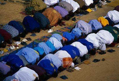 Thiès: des musulmans manifestent contre les caricatures de Charlie Hebdo