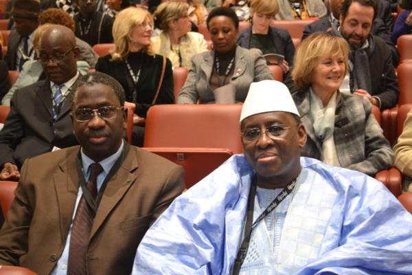 Lancement de l'Année européenne pour le développement à Bruxelles: Le Sénégal représenté son ambassadeur en Belgique