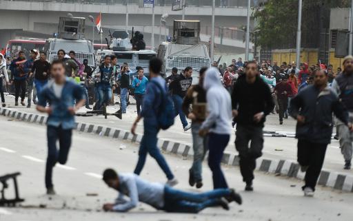 Egypte: treize morts au jour anniversaire de la révolte de 2011
