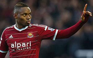 Diafra Sakho rejoue avec West Ham