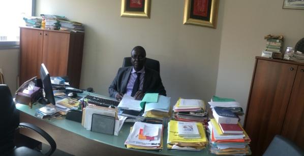 Me Moussa Félix Sow du Cabinet Sow , Seck et Diagne