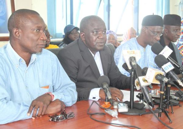 Marche et sit-in à Dakar : Le Front patriotique annonce une semaine de feu contre le régime de Macky Sall