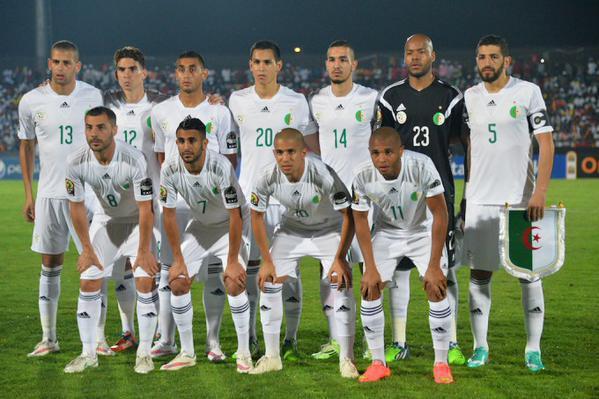 CAN 2015: Sénégal – Algérie: Le Onze de départ des fennecs
