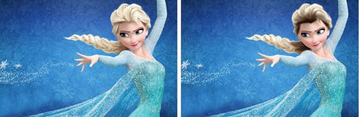 Si les princesses Disney avaient de vrais cheveux, voilà ce que ça donnerait ! Croyez-moi, elles font moins les malignes...