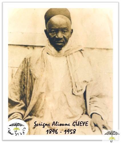[REGARD SUR]SERIGNE ALIOUNE GUEUYE (1896-1958)