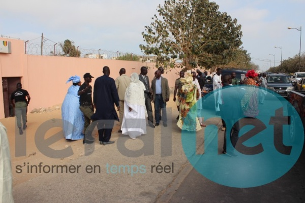 Prison du camp Pénal de Liberté 6 : 113 personnes en détention préventive, 22 condamnées dont une fille de 14 ans