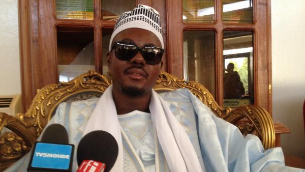 Serigne Bass Abdou Khadre en Mauritanie pour dix jours
