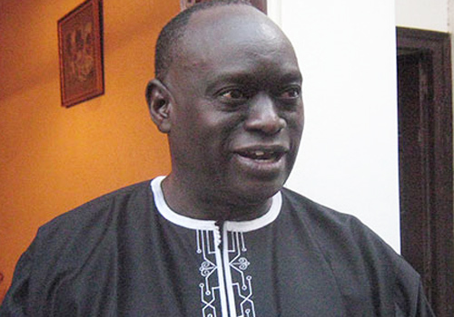 Et pourtant, Me El Hadji Diouf n'a jamais été reçu à Dakar par le président Déby