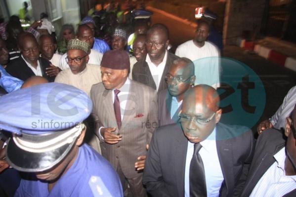 Arrivé hier soir à Dakar, Wade annonce sa participation au sit-in de cet après midi