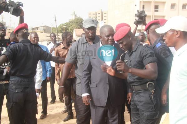 Meeting réprimé du Pds à la Place de l'Obélisque : Oumar Sarr, Me Amadou Sall et Decroix libérés