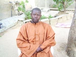Commémoration du décès de l'étudiant Mamadou Diop, le 31 janvier 2012, lors d'affrontements entre forces de l'ordre et membres du M23