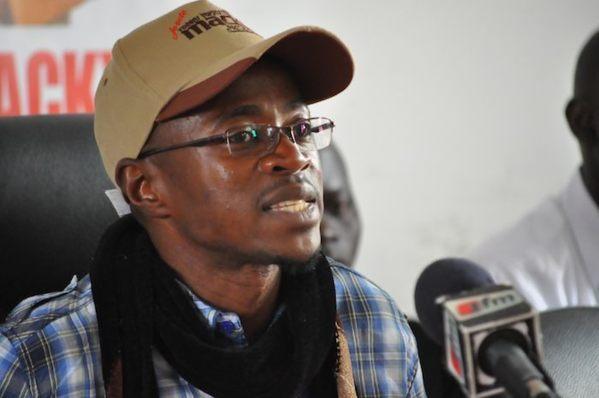 """Audio - Abdou Mbow fusille Me Wade: """"Il n'est animé que par la violence..."""""""
