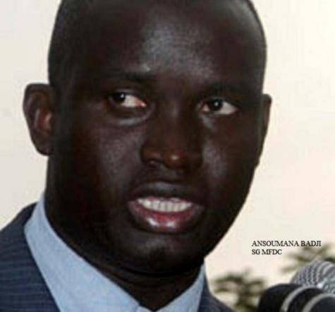 Décès de Ansoumana Badji, ancien secrétaire général du MFDC