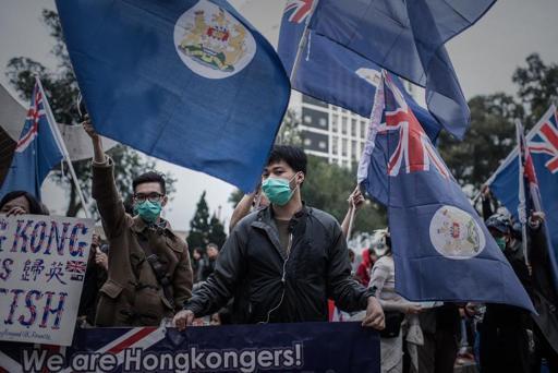 Hong Kong: des milliers de manifestants prodémocratie à nouveau dans la rue