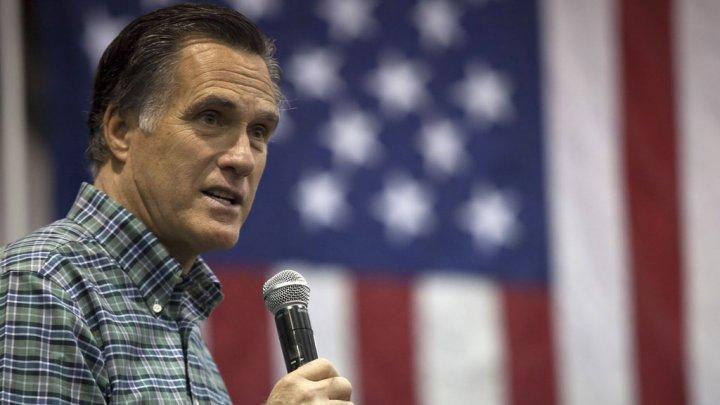 Présidentielle américaine de 2016 : Mitt Romney renonce à être candidat