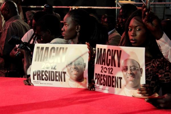 Appel au dialogue de Wade : Macky 2012 écarte toute concertation sur les dossiers judiciaires
