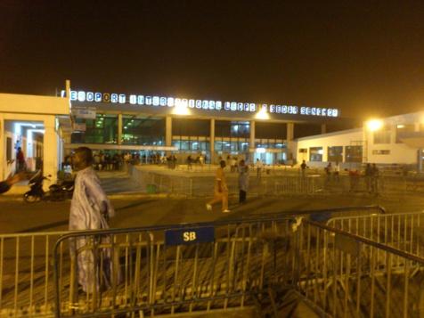 Un homme retrouvé mort à l'aéroport Léopold Sédar Senghor