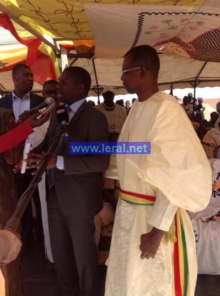 Promesse de campagne :  le Questeur de l'Assemblée nationale offre un stade multifonctionnel aux jeunes de sa localité