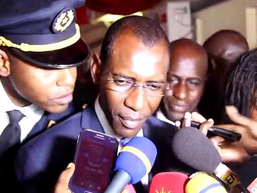 """Abdoulaye Daouda Diallo répond à Wade : """"Demander aux gens de marcher vers le Palais est juste du verbiage"""""""