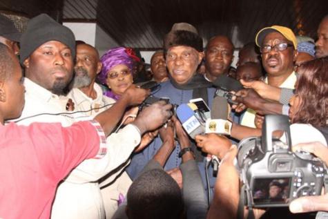 Ujtl/Touba : D'anciens membres accusent les responsables libéraux d'avoir pris Me Wade en otage