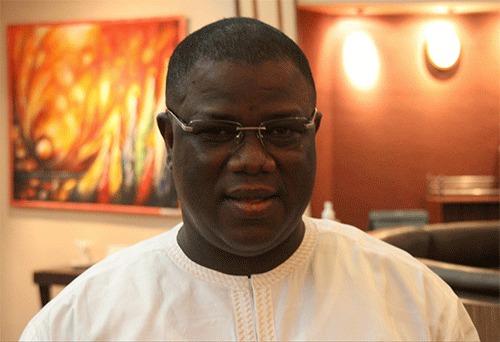Abdoulaye Baldé, Président de l'AMS – « Mon bilan à la tête de l'AMS… »