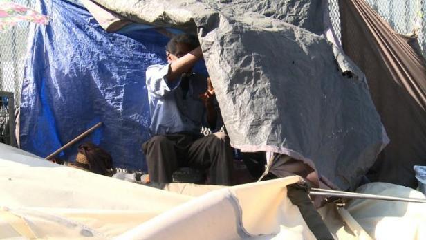 Etats-Unis: Un nombre record de 60.000 sans-abri à New York