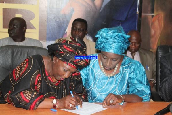 Aminata Tall: «J'ai de la peine pour Abdoulaye Wade et son entourage ne l'aide pas»