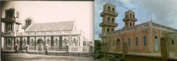 La mosquée de Wouro Mahdiyou