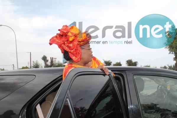 Meeting du FPDR : Aida Mbodji était-elle à la Place de l'Obélisque hier ?
