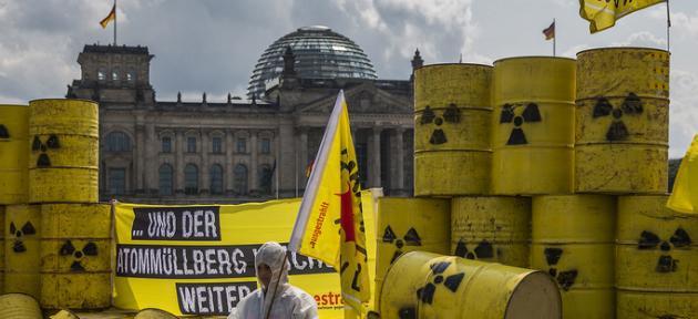 L'Allemagne ne sait pas où stocker ses déchets nucléaires