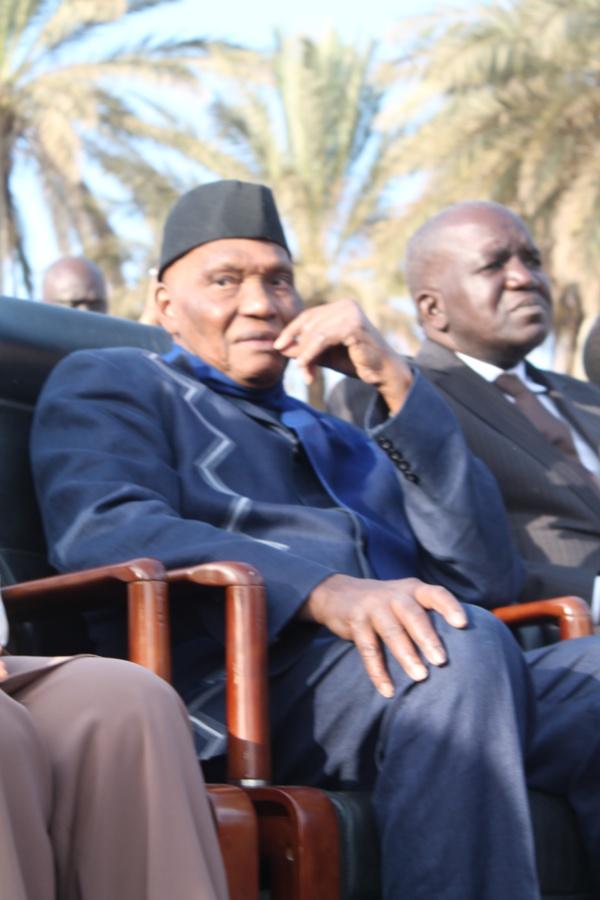 Abdoulaye Wade: « Celui qui ne défend pas son fils est un lâche »