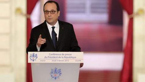 """""""La laïcité n'est pas négociable"""", dixit François Hollande"""