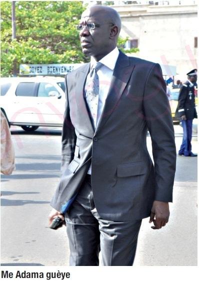 Me Mame Adama Gueye s'oppose à la délocalisation du procès Karim Wade