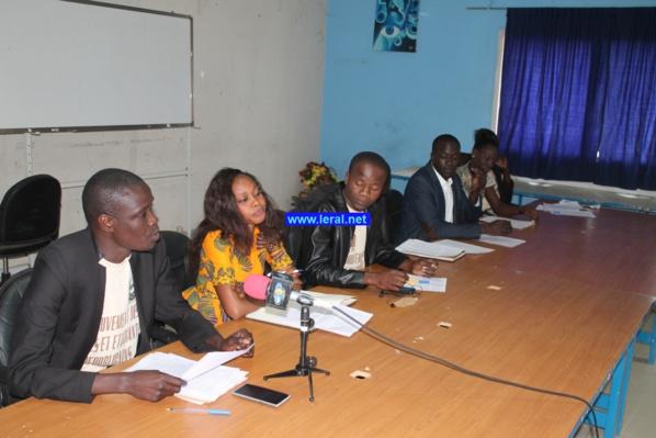 Réforme de l'Enseignement supérieur: Les étudiants apéristes soutiennent le gouvernement et font la leçon au SAES