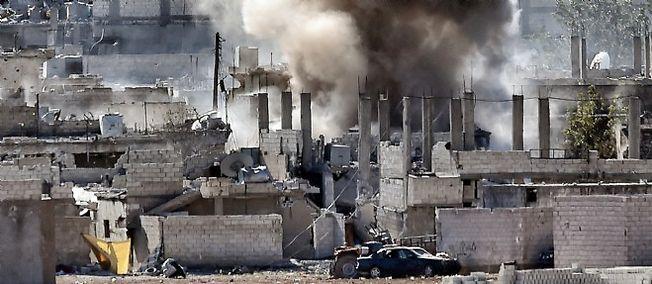 Une otage américaine tuée lors d'un raid de la coalition, affirme l'EI