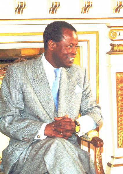 Les lois de la République ont été foulées au pied… C'est inadmissible dans un pays en état de droit comme le Sénégal (son Excellence Cheickh Sadibou Diallo)