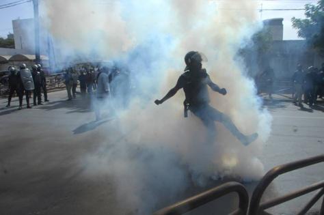 """Cri de cœur : """"Colobane en a marre des manifestations !"""""""