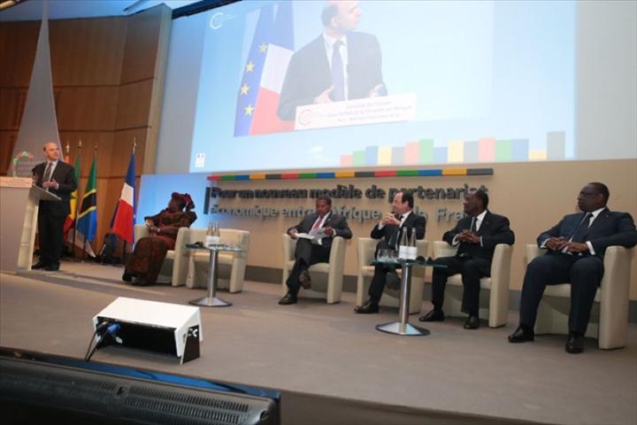 France, lancement d'un projet de Banque Export