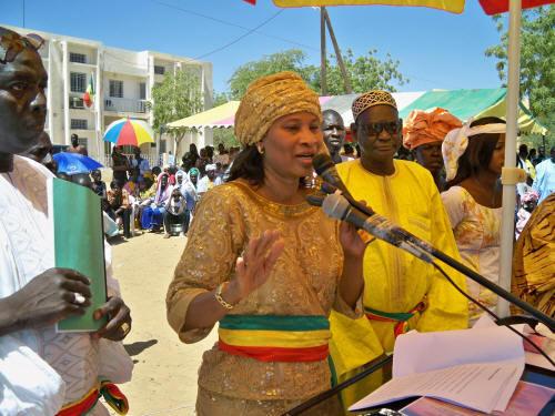 """Elle se trouvait dans son Podor : quand Ousmane Tanor Dieng l'a mise en """"chômage technique"""""""